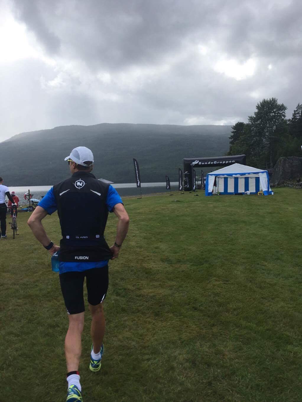 Biegi górskie i triathlon