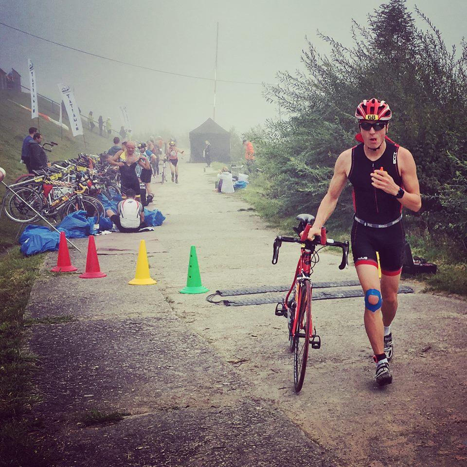 Ultrasie spróbuj triathlonu